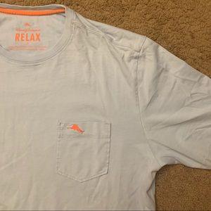 Tommy Bahama Bali Skyline Pocketed T-Shirt
